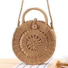 Unique/Pretty/Bohemian Style/Braided/Handmade Crossbody Bags/Shoulder Bags/Beach Bags/Hobo Bags