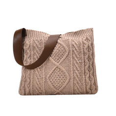 Elegant/Vintga/Bohemian Style/Braided Tote Bags/Crossbody Bags/Shoulder Bags/Beach Bags/Bucket Bags/Top Handle Bags