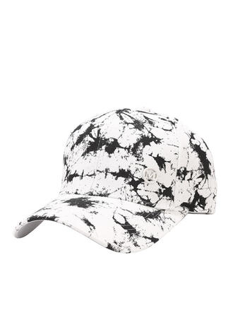 Women's Glamourous/Charming/Vintage/Artistic Cotton With Flax Baseball Caps