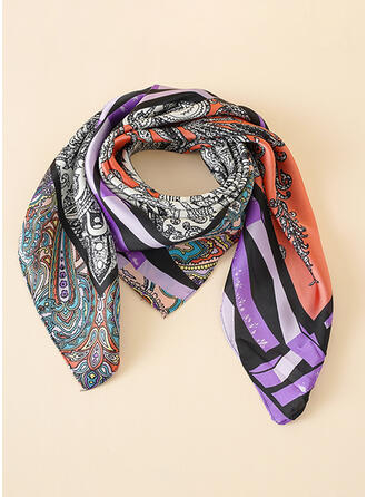 Print Comfortable/Simple Style Scarf/Square scarf