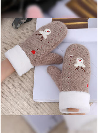 Christmas Reindeer/Christmas Style Warm/Animal Designed Gloves